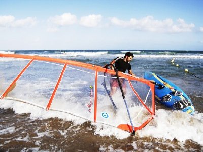 Paddle in Spain Windsurf