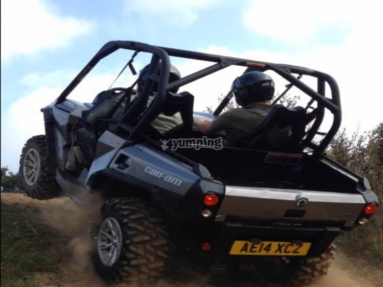 Buggy off-road