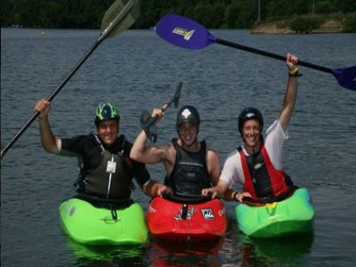 Horseshoe Lake Activity Centre Kayaking