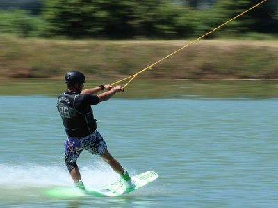 Paddle in Spain Wakeboard