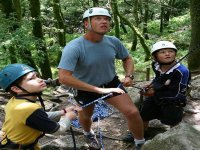 Enjoy climbing with the family