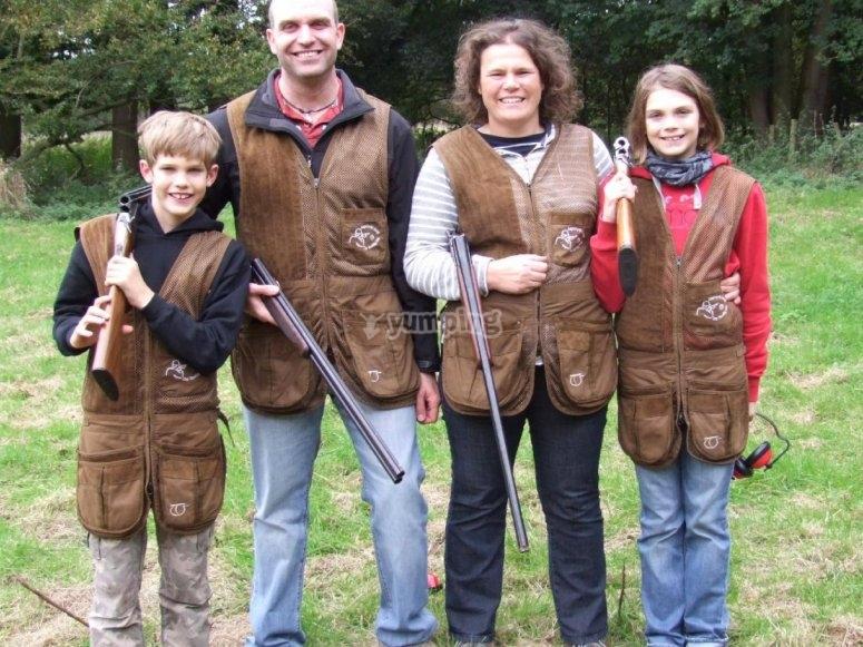 Perfect family activity