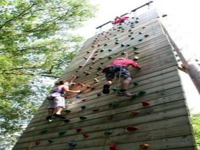 Camp Hill Climbing