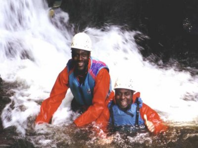 Absolute Adventure Canyoning