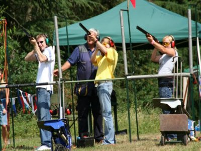 Camp Hill Clay Pigeon Shooting