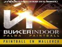 Bunker Indoor Palma Paintball