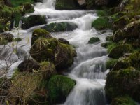River rapids.