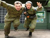 Our nutty paintball fans