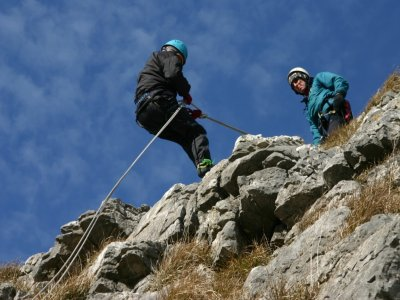 Pure Activities Abseiling