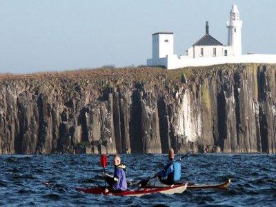 EBO Adventure Training Kayaking