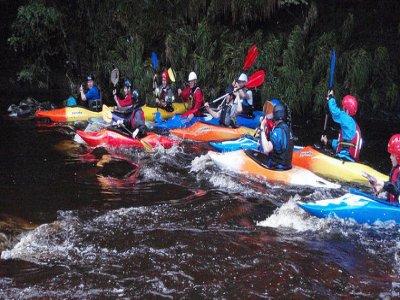 Sheffield Canoe Club Kayaking