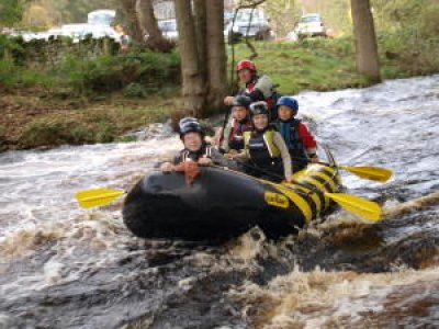 Sheffield Canoe Club Rafting
