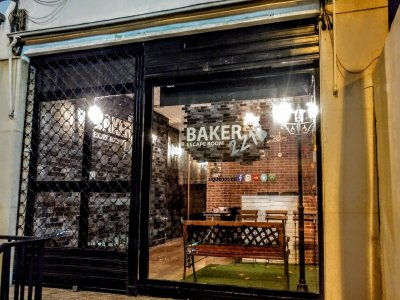 Baker 221b Escape Room Murcia