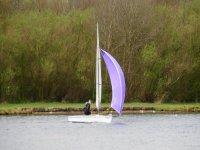 Sailing is fun.