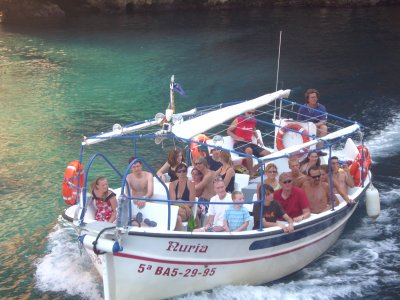 Excursions Marítimes Núria