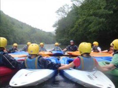 Forest Adventure Kayaking