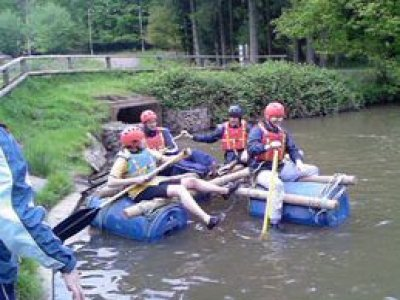 Forest Adventure Rafting