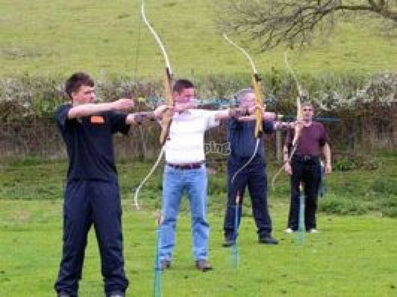 Forest Adventure Archery - Archery