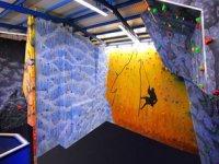 Indoor climbing centre