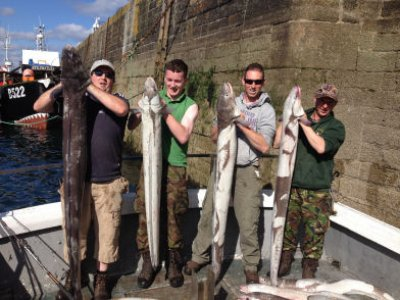 Aquila Charters Fishing Boats
