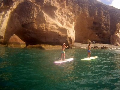Surfmaspalomas school Paddle Surf