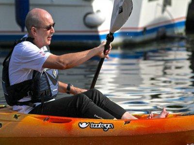 Rebel Marine Kayaking