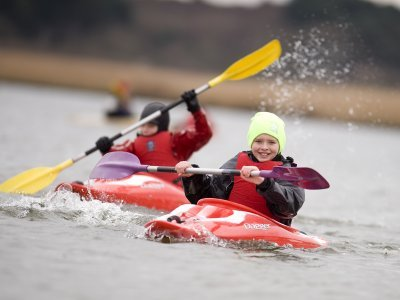 Sorted Watersports Centre Kayaking