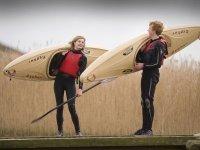 Going kayaking