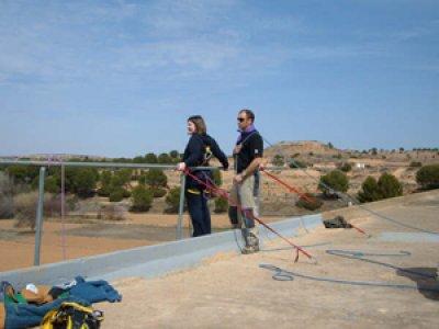 Despedidas Albacete Puenting