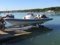 Boats waiting for fun