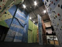 Our indoor climbing centre