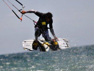 5 classes of kitesurfing, Arenales del Sol