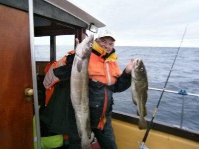 TJ Gannet Charters Fishing