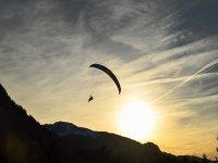 paragliding views