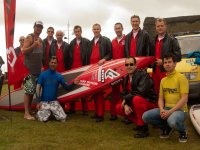 Lowestoft Watersports with the Red Arrows