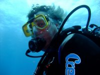 One of our divers