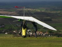 Training for Hang Gliding
