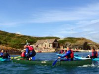 Full Day Canoeing North Wales