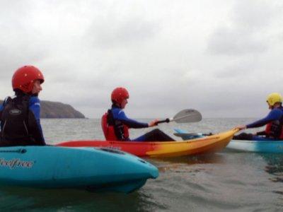 Half Day Kayaking North Wales