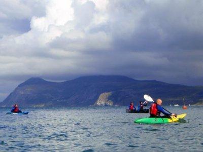 Full Day Kayaking North Wales