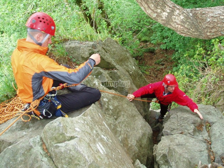 Rock Climbing instruction courses