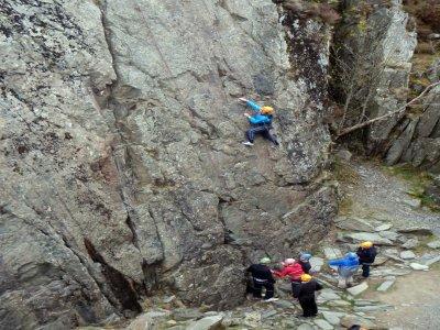 Half Day Climbing North Wales