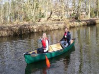 Canoe hire in Mytchett