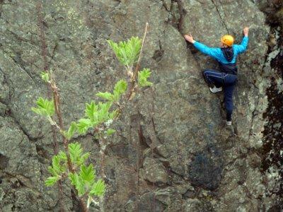 Full Day Climbing