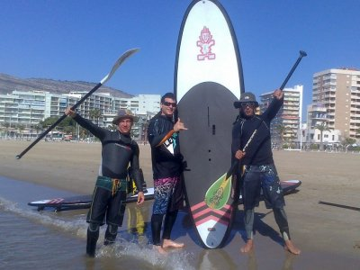 Costa Azahar Watersports Paddle Surf