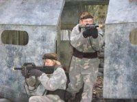 Sniping pair