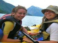 Brilliant paddling
