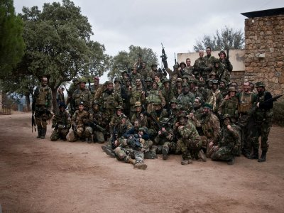 Baleares Paintball Airsoft