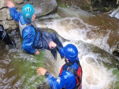 Carlton Lodge Outdoor Canyoning