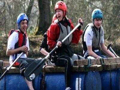 Carlton Lodge Outdoor Rafting